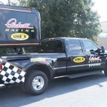 Custom Sport Truck with Line-X Bedliner