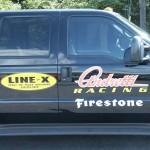Sport Truck with Line-X Spray On Bedliner